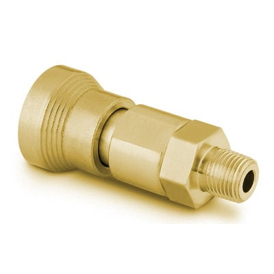 SWAGELOK B-QC6-B-6PM Quick Connect Fitting 3//8IN NPT
